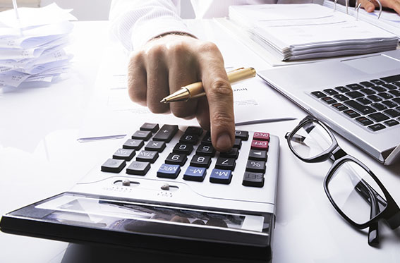 Abacus CPAs - Tax Calculator
